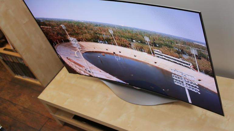 lg 55ec9300 oled tv review consumster. Black Bedroom Furniture Sets. Home Design Ideas