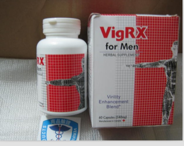 VigRX Danger