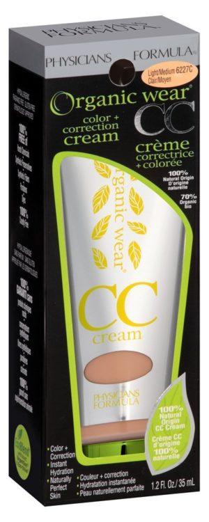 Organic Wear 100% Natural Origin CC Cream
