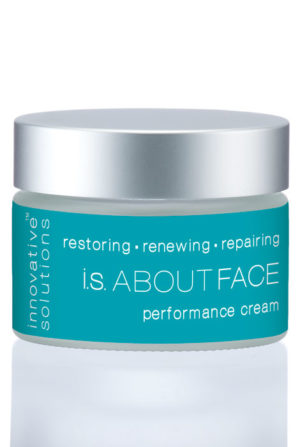 IS About Face Cream