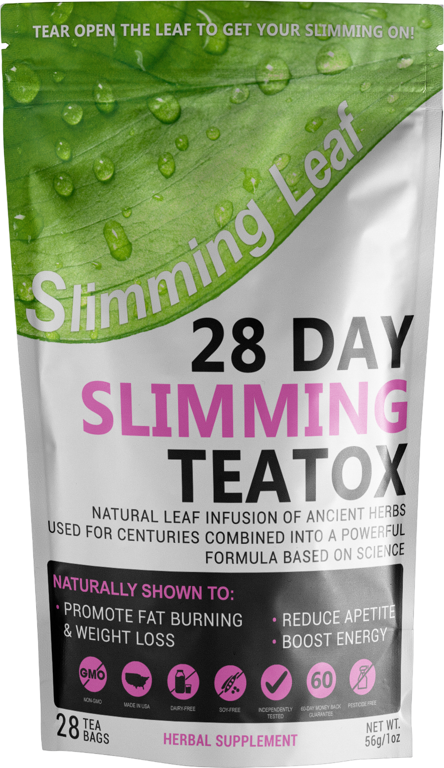 Slimming Leaf Review Is It Just Another Detox Tea